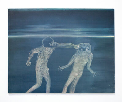 Miriam Cahn, 'gezeichnet', 2018