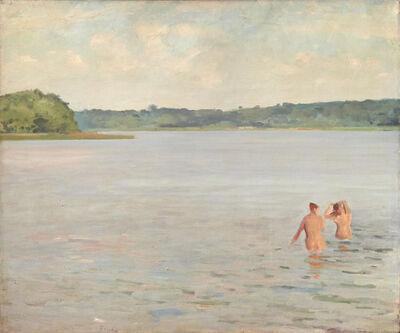 Paul Resika, 'The Bathers', 1968