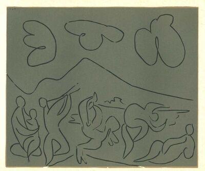 Pablo Picasso, 'Bacchanale ', 1962