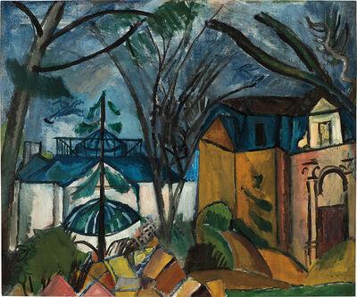 Raoul Dufy, 'Le jardin des plantes', 1909