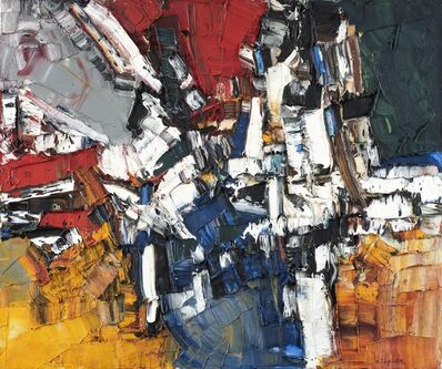 Jean-Paul Riopelle, 'Joute', 1956