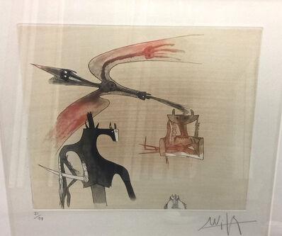 Wifredo Lam, 'Sans Titre II', 1979