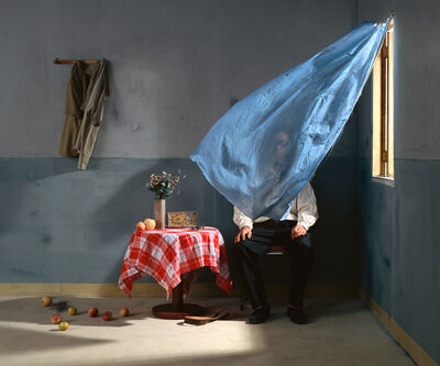 Chen Wei, 'Idol Behind the Curtains', 2009