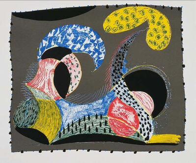 David Hockney, 'Warm Start', 1993