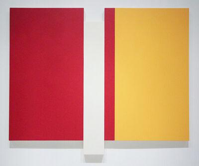 Scot Heywood, 'Sunyata Red, White, Yellow'