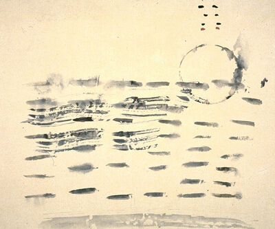 Pat Steir, 'Seascape', 1989