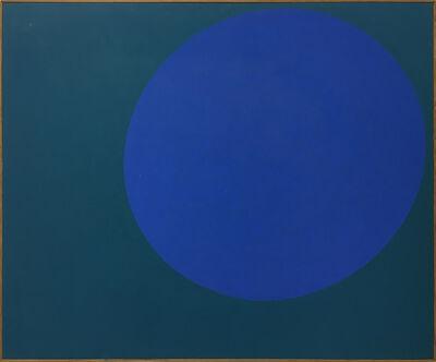 Oli Sihvonen, 'Blue Orb', 1963