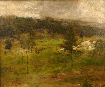 Alexander Helwig Wyant, 'Green Hills', ca. 1890
