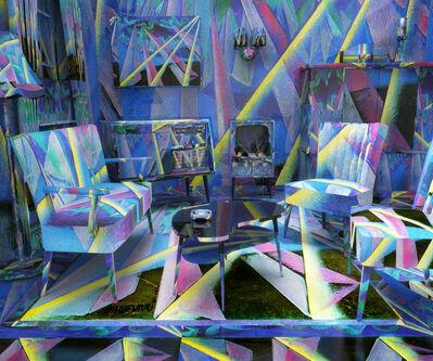 Jon Rafman, 'Giacomo Balla 50's Living Room', 2013