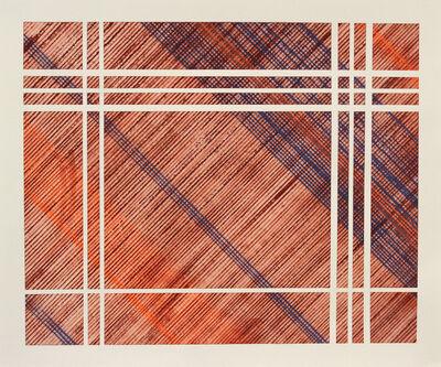 Ryan Carrington, 'Chalk Line Drawing #18', 2109