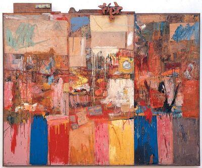 Robert Rauschenberg, 'Collection', 1954