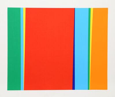 Jay Rosenblum, 'Cycle 3', 1979