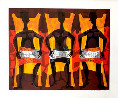 Cundo Bermúdez, 'Los tres músicos', 2008