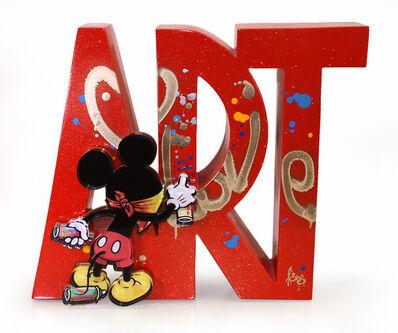 F&G, 'Art - Red Love'