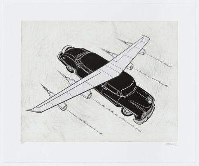 Esterio Segura Mora, 'Todos quisieron volar: Hibrido de limo Chrysler New Yorker', 2006