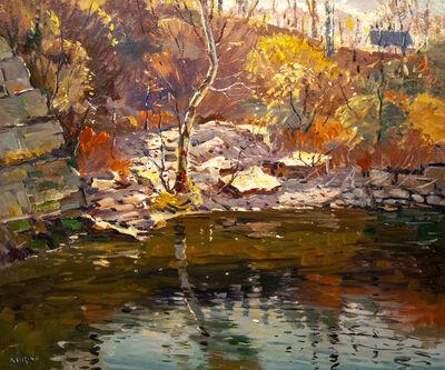 Antonio Cirino, 'Reflections in the Water',  1889-1983