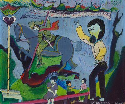 Felix Lafortune, 'Ti Jean Petro', ca. 1970