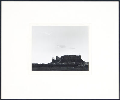 Paul Caponigro, 'Near Rock Ground, Utah', 1970