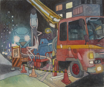 Aya Takano, 'Truck F', 2006
