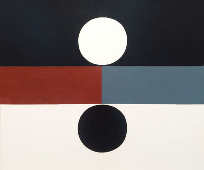 Frederick Hammersley, 'Both', 1959