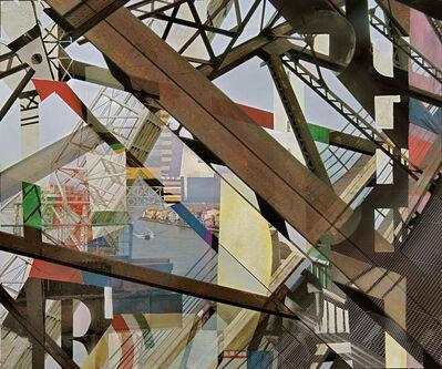 Stéphane Couturier, 'Les Nouveaux Constructeurs, Sète Sadi Carnot-01', 2018
