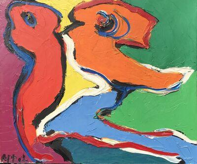 Karel Appel, 'Figures Joyeuses', 1971