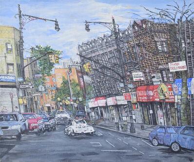 Lewis Pujol, 'Queens Street Scene', 2015