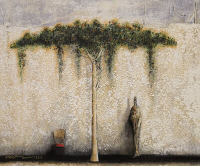 Hammoud Chantout, 'Tree 1', 2018