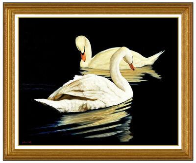 William Wolk, 'Swans Original', 20th Century