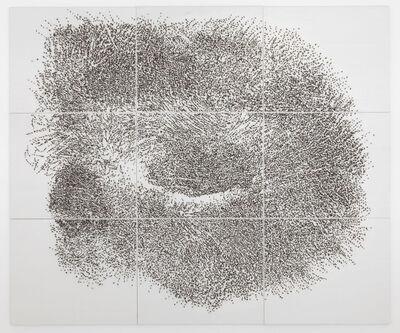 Giuseppe Penone, 'Contatto-occhio sinistro di R...', 2009