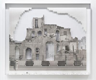Carlos Garaicoa, 'Agua de mar - El Coliseo / Sea Water - Coliseum', 2020