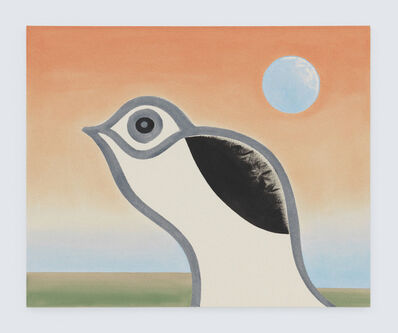 Anthony Miler, 'Bird and Landscape', 2019
