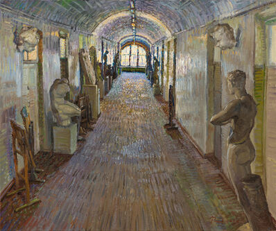 You Yong, 'Corridor to Light', 2010