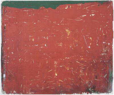 Feng Lianghong 冯良鸿, 'Composition Red 14-17', 2014