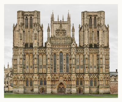 Markus Brunetti, 'Wells Cathedral Church of St. Andrews', 2015-2016