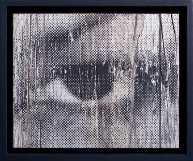 JR, 'Inside Out, Oeil Trame #14', 2012