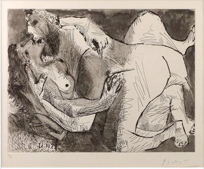 Pablo Picasso, 'Etreinte VII', 1963