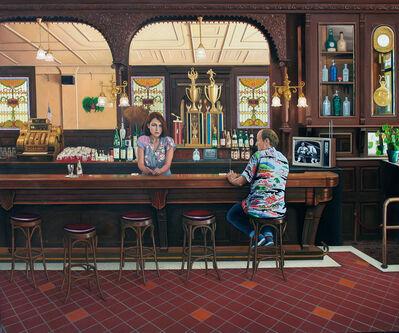 Randall Deihl, 'Sheehan's Cafe', 1982