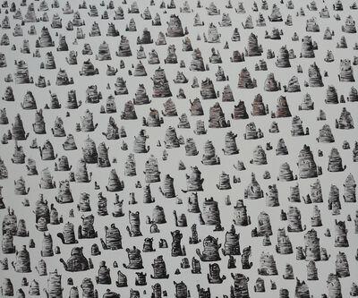 Fery Eka Chandra, 'Inscription #2', 2015
