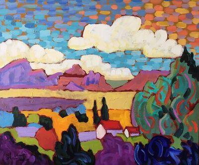 "Claudia Hartley, '""Beautiful Day""', 2019"