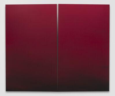 Mara De Luca, 'Crimson Sky Split', 2018