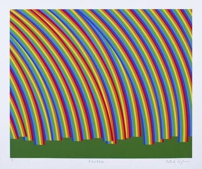 Patrick Hughes, 'Rainbows', 2020