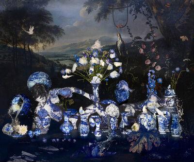 Hans Withoos, 'Delftware Nostalgia', 2018