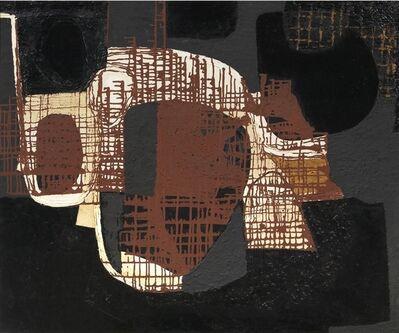 Alberto Burri, 'Catrame', 1950