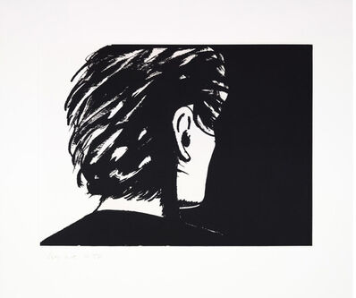 Alex Katz, 'Alex Katz, Night', 2016
