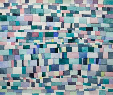 Edna Andrade, 'City Squares', 1959