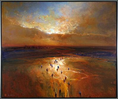 Mel Brigg, 'Sunset Journey', 2018