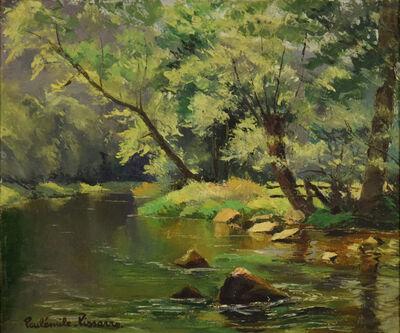 Paulémile Pissarro, 'La Sarthe', ca. 1940s