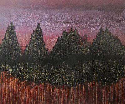 Maggie Jones, 'Forest Spectrum Revisited II', 2020