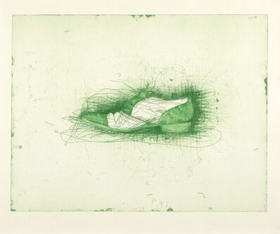 Jim Dine, 'Shoe', 1973